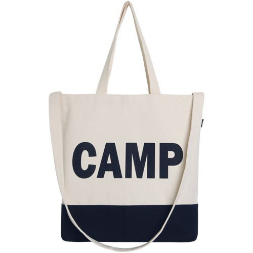 M#0981 2way camp canvas bag