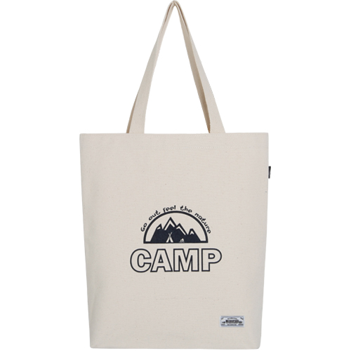 M#0990 camp canvas eco bag