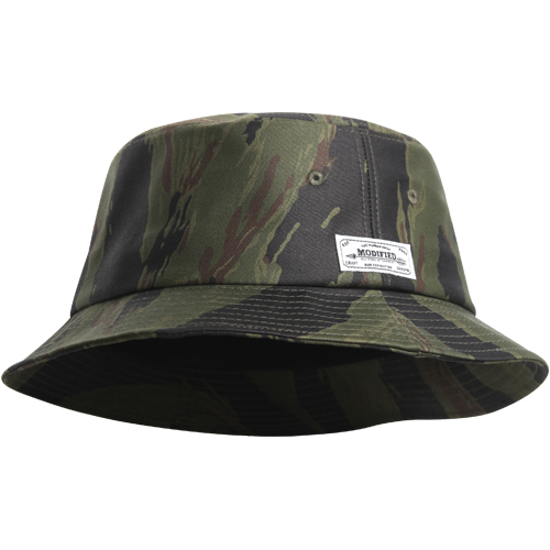 M#1006 modified bucket hat (camo)