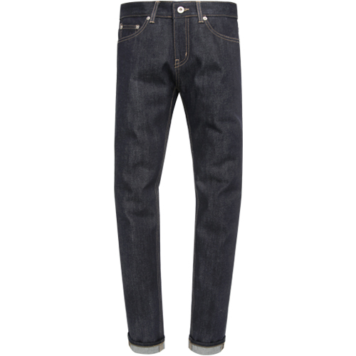 M#1032 new conemills rigid jeans