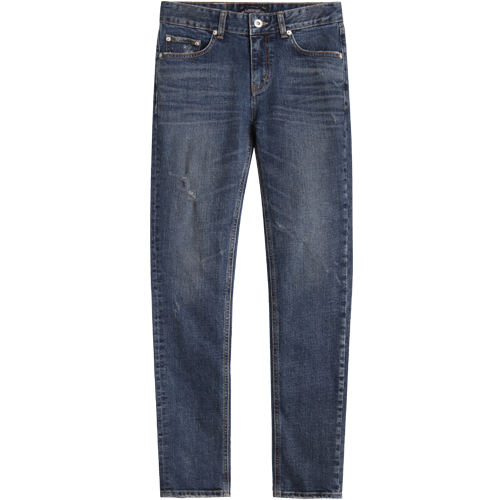 M#1067 citywalker washed jeans