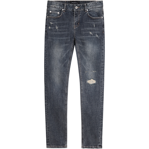 M#1068 troutman washed jeans