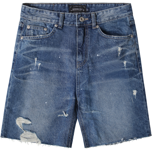 M#1276 1/2 bal washed shorts