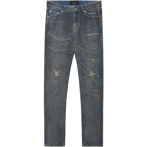 M#1361 maryland vintage washed jeans