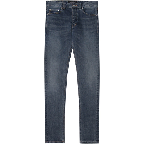 M#1411 sion buttonfly washed jeans