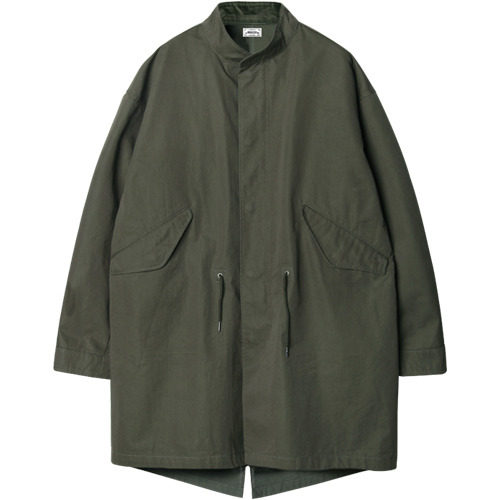 M#1051 modified m-51 coat (khaki)