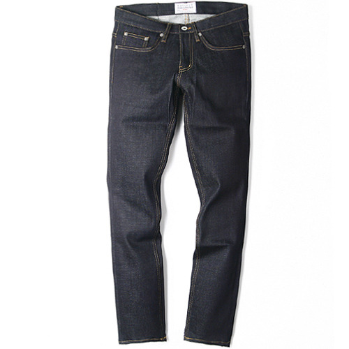M#0096 12.5oz rigid denim
