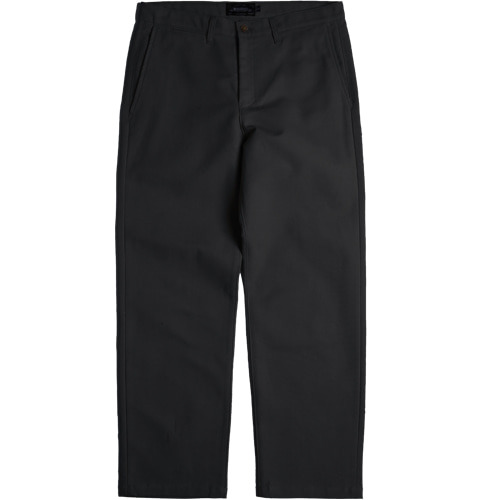 M#1440 560G wide fit cotton pants (black)
