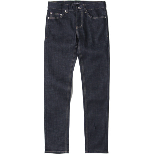 M#1446 garson buttonfly rigid denim