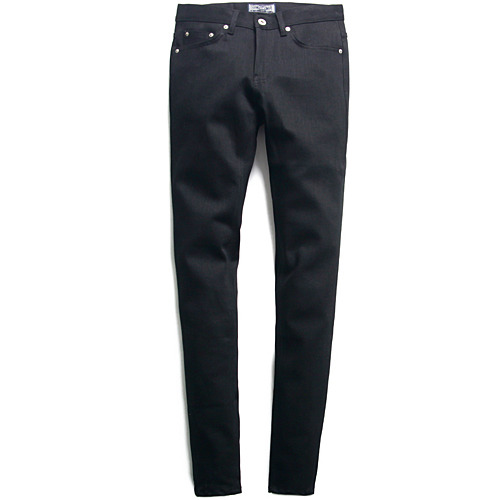 M#0290 le mans black denim