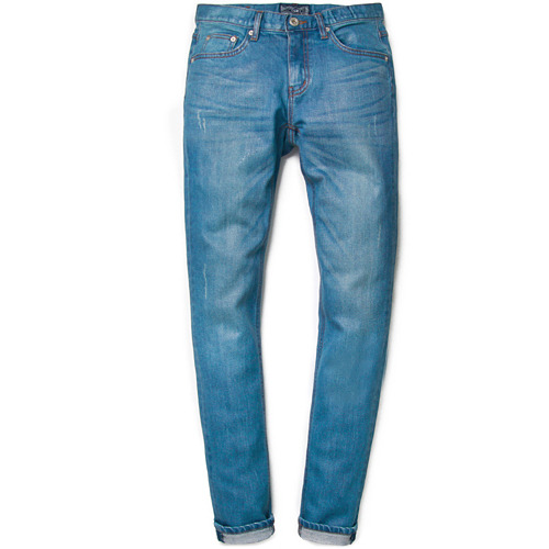 M#0319 toulon press coating jeans
