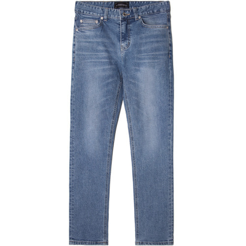 M#1530 less slim crop jeans