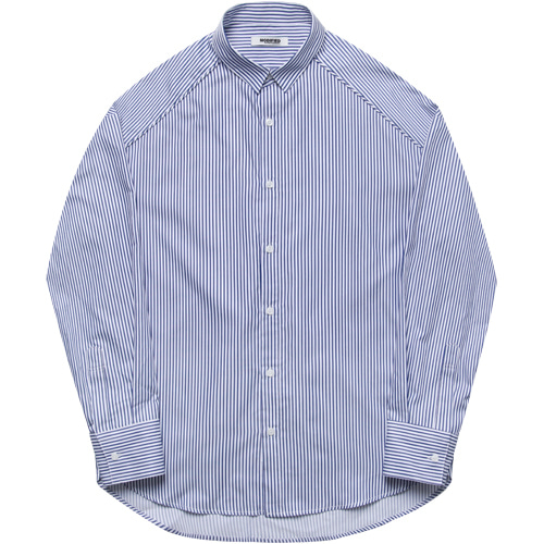 M#1599 over cool stripe shirt
