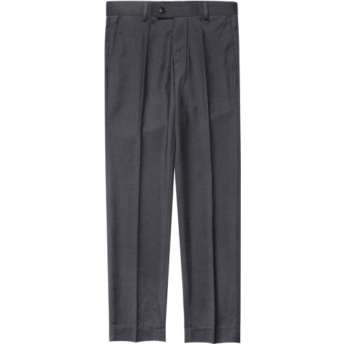 M#1650 essential set-up slacks (grey)