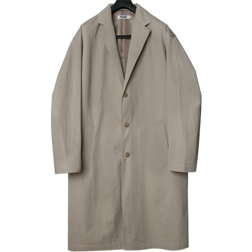 M#1648 over tailored coat (beige)