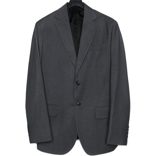 M#1657 essential set-up blazer (grey)