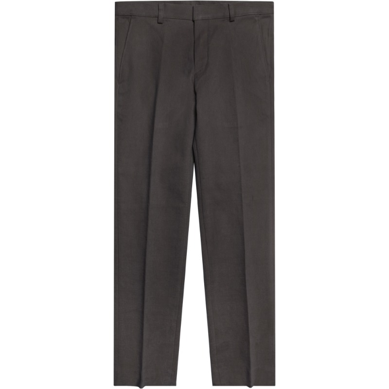 M#1685 winter warm cotton slacks (brown)
