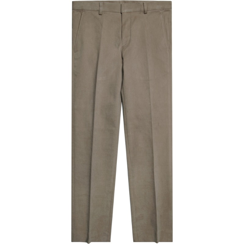 M#1684 winter warm cotton slacks (beige)
