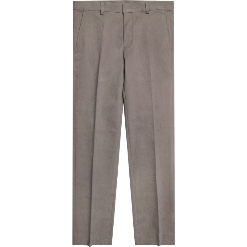 M#1686 winter warm cotton slacks (light beige)