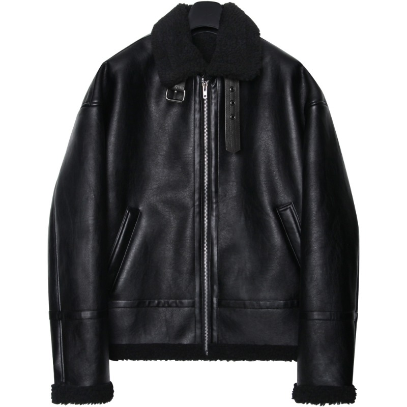 M#1699 over mustang jacket