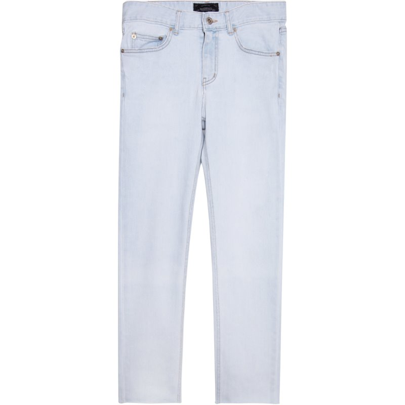 M#1765 iceage cutted washed jeans